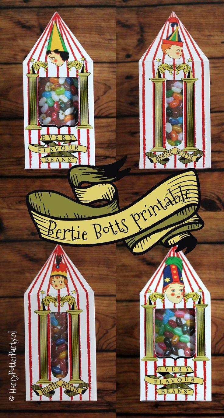 Bertie Bott's Every Flavour Beans of Smekkies in Alle Smaken, geweldige snoepjes met alle smaken die je je maar kunt bedenken in een misschien wel nóg geweldiger doosje! Wat ik zo geweldig vi…