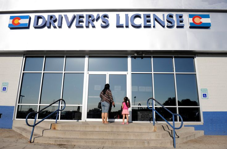 Since 2007, 1 million people have avoided the wait to renew their driver's license or receive an identification card at Colorado Division of Motor Vehicle offices by applying online.