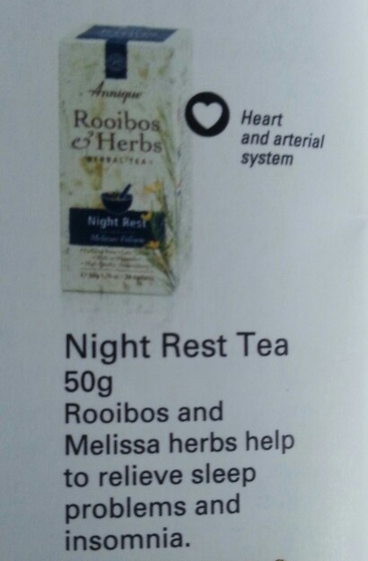 Night Rest Tea by Annique