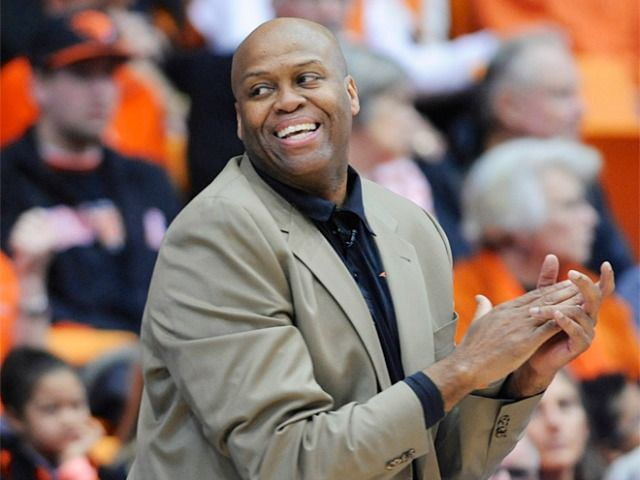 ESPN confirms that they have hired Michelle Obama's brother Craig Robinson as a men's college basketball analyst for the cable network.