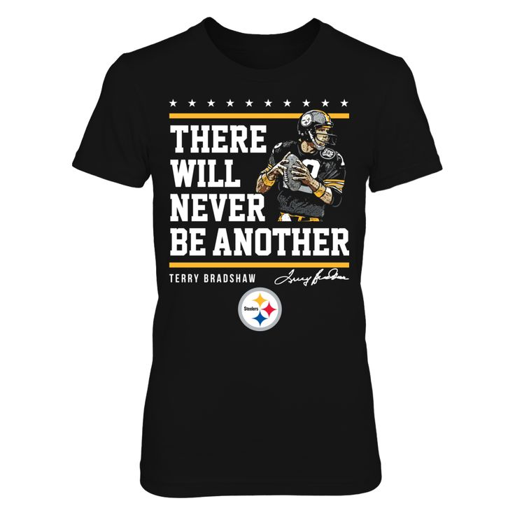 Pittsburgh Steelers - Never Be Another Terry Bradshaw Front picture