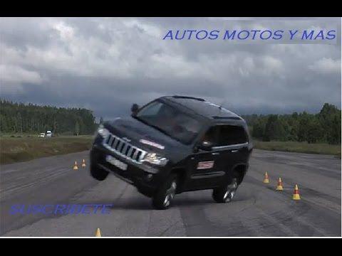 no tiene estabilidad Jeep gran Cherokee - YouTube