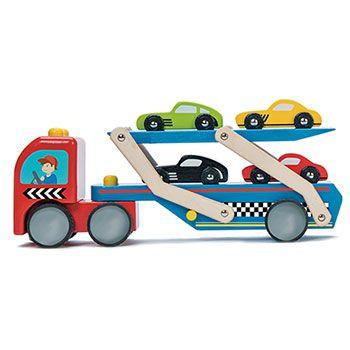 Ξύλινη νταλίκα Le Toy Van