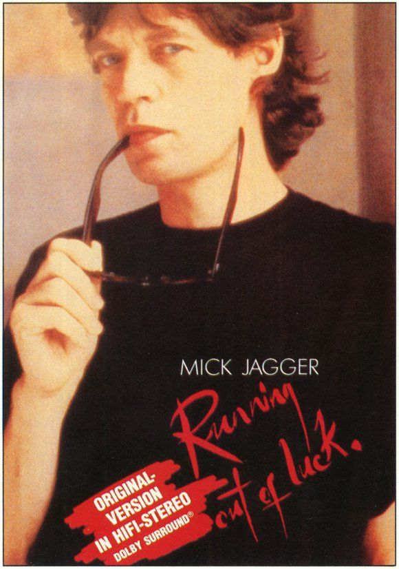 Mick Jagger's movie, Running out of Luck can watch it on  http://vdownload.eu/watch/11796676-running-out-of-luck-1987.html