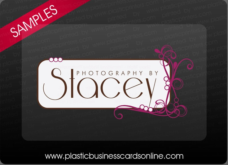 plastic business cards samples examples and design ideas - Graphic Design Business Ideas