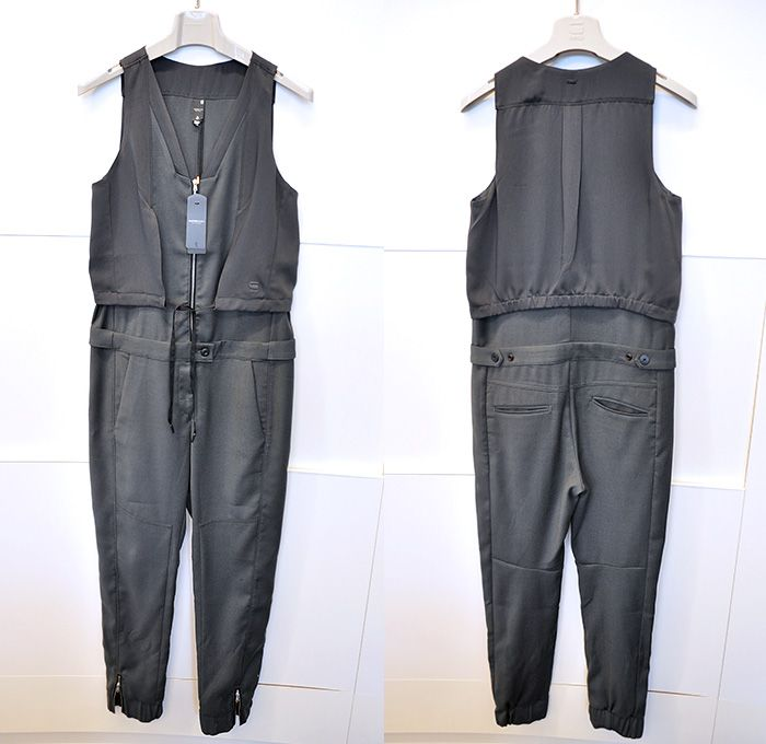 Overalls on pinterest rompers denim jumpsuit and one piece onesie