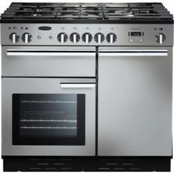 Buy Rangemaster PROP100NGFSSC 111770 Professional Plus 100cm Natural Gas Range Cooker Stainless Steel from Appliances Direct - the UK's leading online appliance specialist