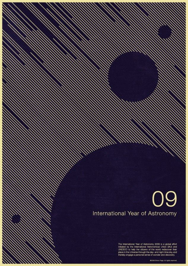 NASA | poster design