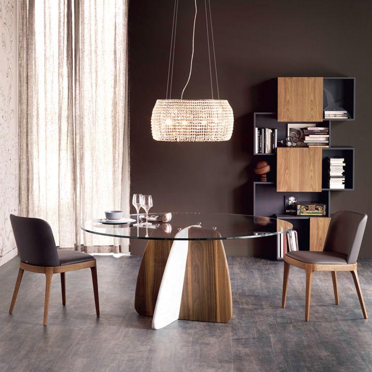 Solidna podstawa #modern #table #glenn #italian #taste #home #design #cattelanitalia