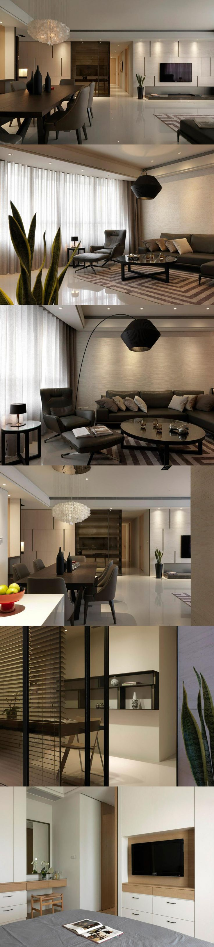 Future Living Room | Neutral Sophisticated Comfortable
