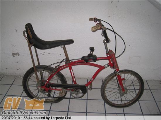 bicicletta cross anni 70