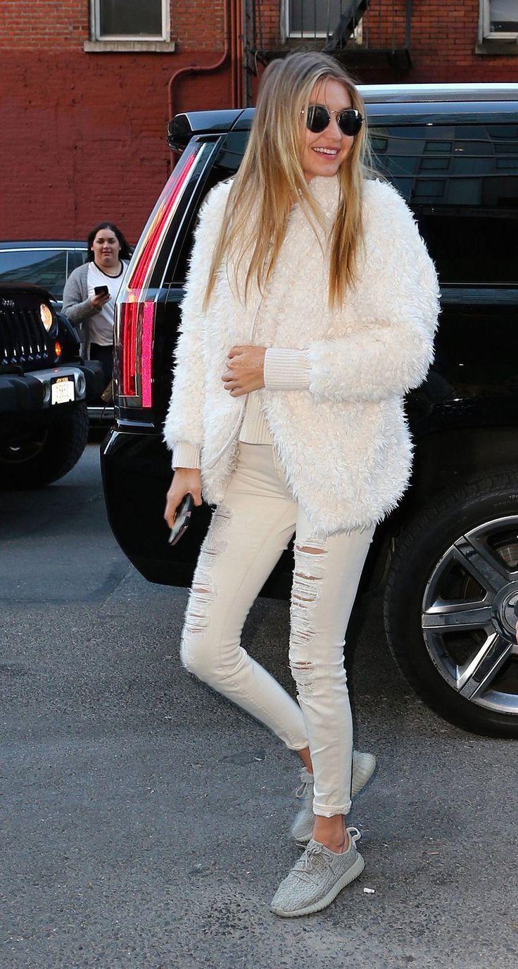 Faux Fur: SHOP 9 Ways To Sport The Stylish Outerwear Trend Like Gigi Hadid