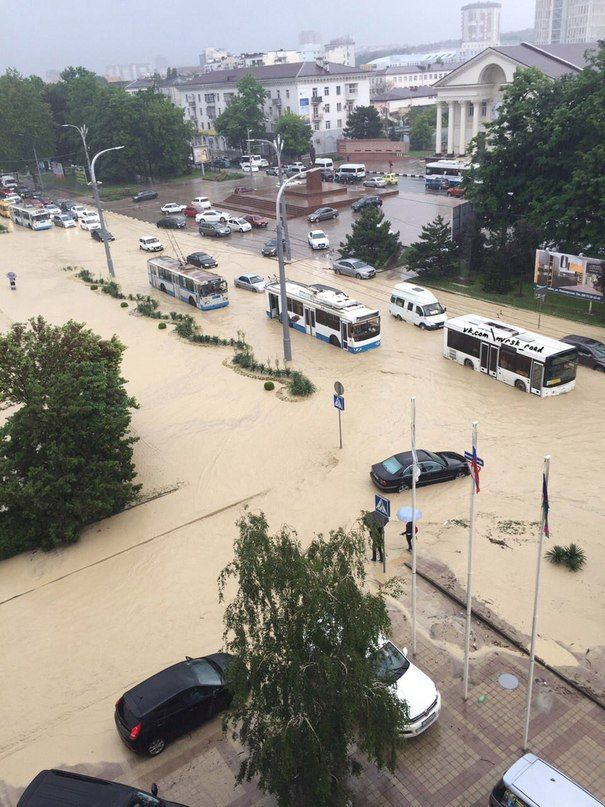 06/03/2016 - Floods apocalypse around the world in June 2016: USA, Mexico…
