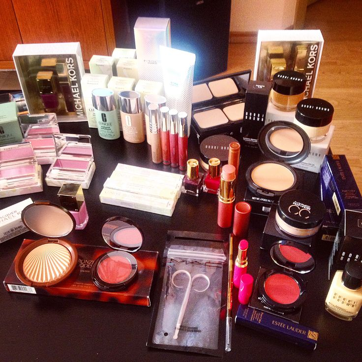 #parttwo #Estee Lauder #Clinique #MacCosmetics #BobbiBrown #myfavoriteproducts