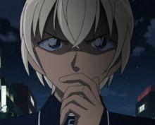 "Tooru Amuro - ""Agent Bourbon"" of the Black Organization in Detective Conan ( aka ""Case Closed"")"