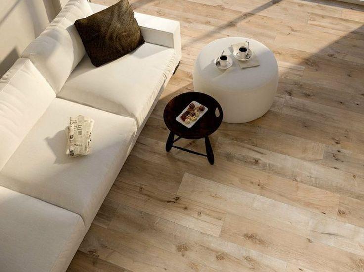 Fa padló hangulata és szépsége, kerámia burkolólapokkal - Dakota kollekció, FLAVIKER