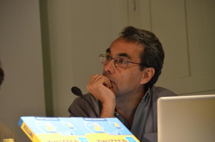 La foto original de Mario Silva que utilizo como foto oficial en todos mis perfiles desde Septiembre de 2012.