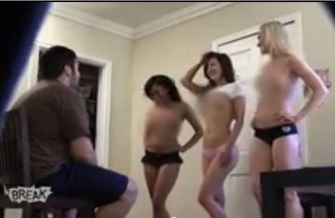 ways boys get naked prank
