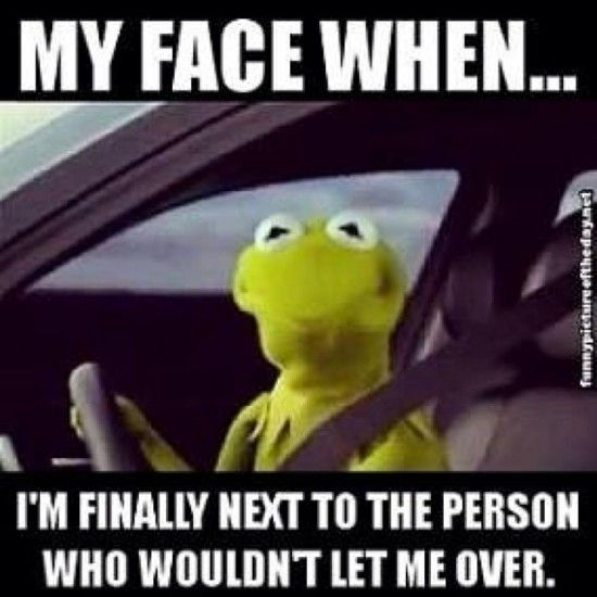 I dont know what it is about this face, but whenever  Kermit  makes it I just  have to giggle.