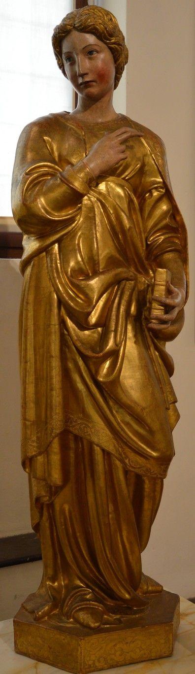 Siena Jacopo della Quercia Maria (my photo)
