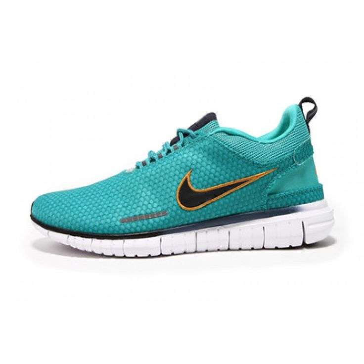 Nike Free Run OG Breathe Running Shoes Green Black