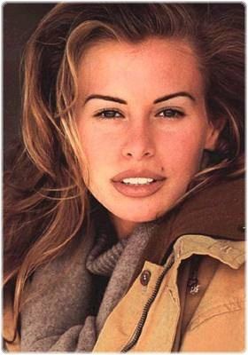 Niki Taylor..cover girl...back in the day!