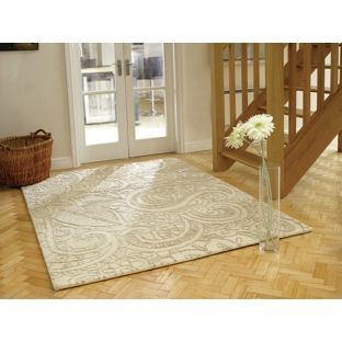 Buy Henna Natural Rug - 120 x 170cm at Argos.co.uk, visit Argos.co.uk to shop online for Rugs and mats