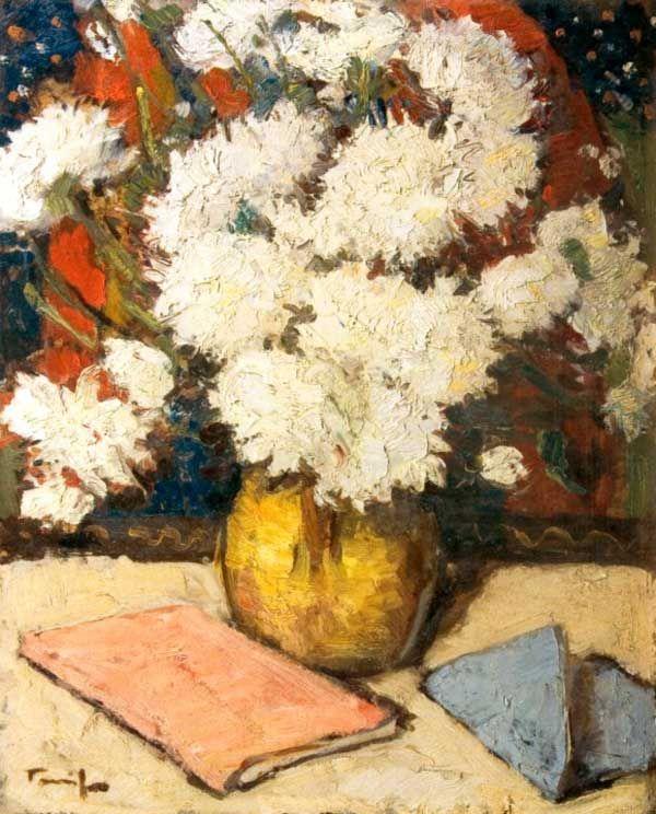 Stefan Luchian painting 2