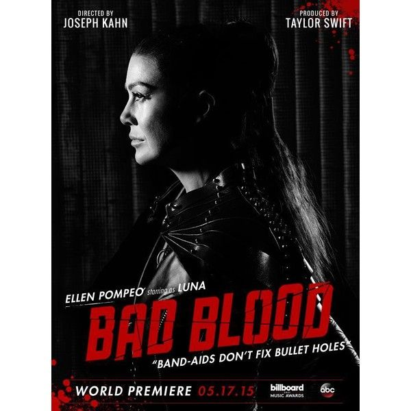 Cara Delevingne Joins 'Bad Blood' Cast as Mother Chucker ❤ liked on Polyvore featuring bad blood, taylor swift and people