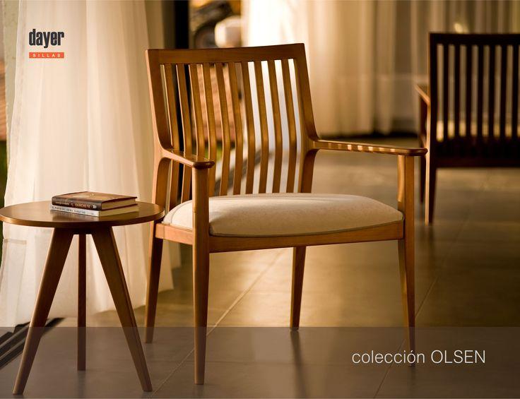 OLSEN es una colección exclusiva, ideada para re significar cada espacio de la casa, viviendo y disfrutando de la calidez y el confort de cada objeto