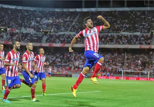 Diego Costa Equal Record Falcao