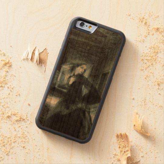 Prisoner of Time Wood Cellphone Case