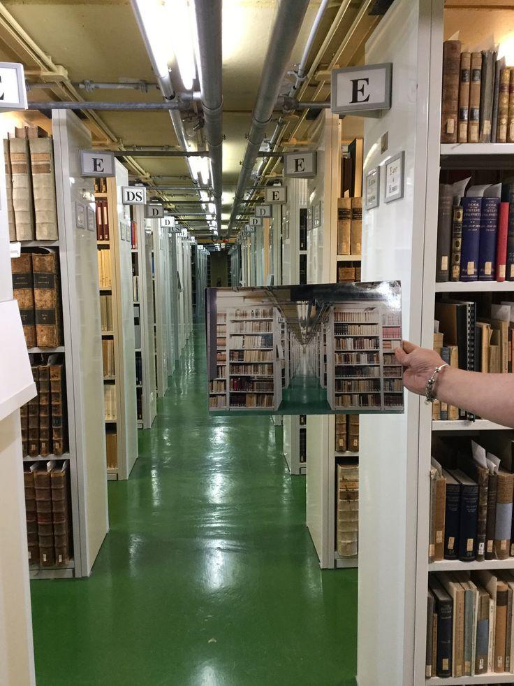 Perspective(s) silo 17 #bibliothèque