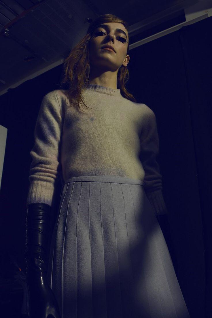 Le Kilt AW17 womenswear dazed