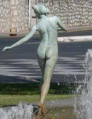 Fontaine La Danseuse, Montpellier