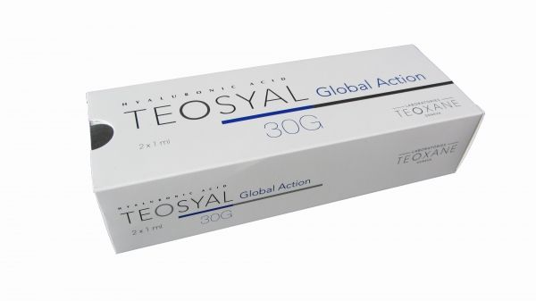 TEOXANE are wrinkle-filling products containing 100% non-animal origin, resorbable hyaluronic acid. Hyaluronic acid maintains hydration and can be used all over the face, neck and neckline.