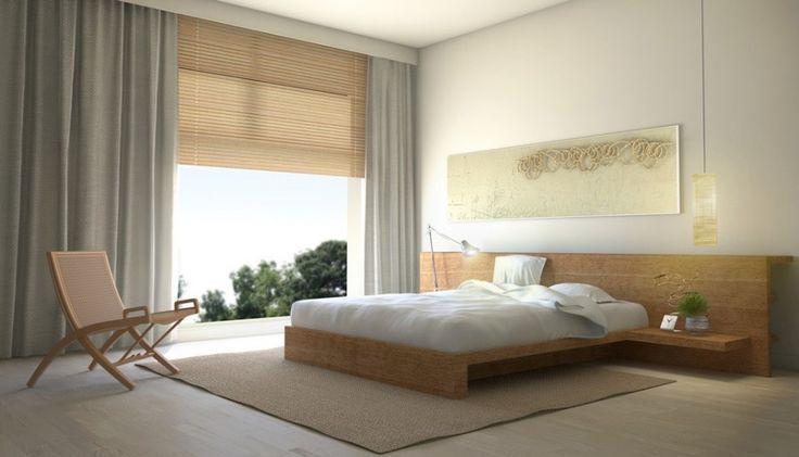Arredare una camera da letto in stile giapponese (Foto)   Design Mag