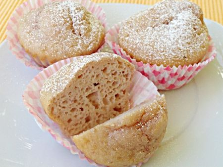Epres muffin Glaser konyhájából