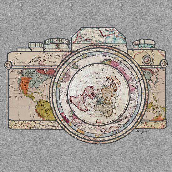 Travel | Slim Fit T-Shirt