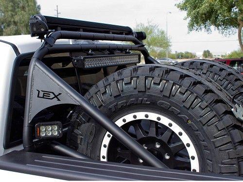 05 F150 Bumper >> 2009-2013 F150 / Raptor LEX Chase Rack | Truck | Trucks ...