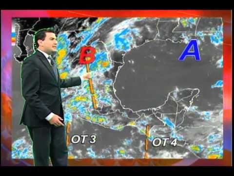 20-21 junio 2014 Pronóstico del tiempo Monterrey Clima TVNL - YouTube