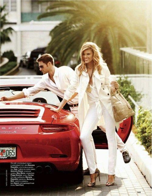 Billionaire Boyfriend- Allure Russia Porsche 911 Carrera Cabrio- ♔LadyLuxury♔
