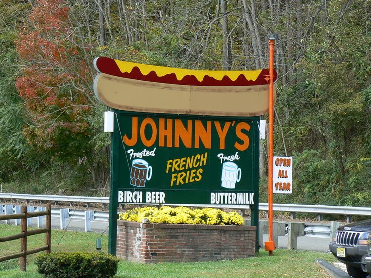 Hot Dog Johny's in Butzville, NJ.  Stopped here as a kid after climbing the Delaware Water Gap.