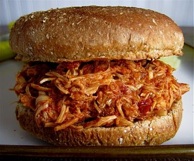 Crockpot Pulled Chicken