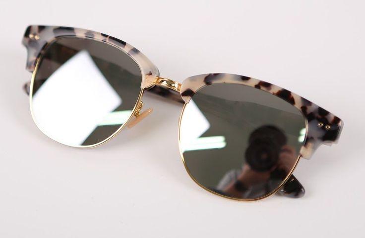 "Limelight Korean Eyewear Fashionable Wearable Sunglasses ""Yoda C GL"" Gray   eBay"