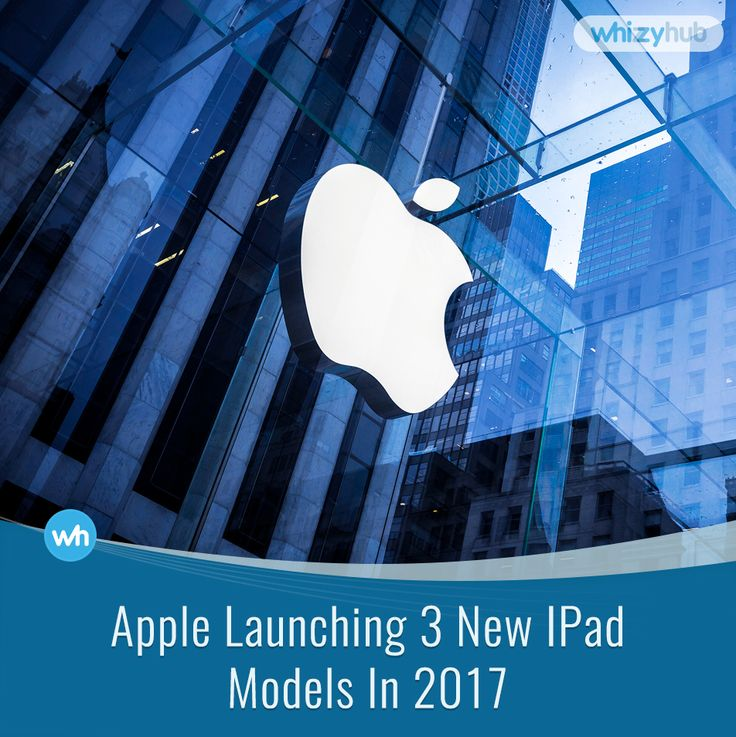 APPLE LAUNCHING 3 NEW IPAD MODELS IN 2017 #APPLE #FEATURES #IPAD #LATEST #LAUNCH #MODEL #TABLETS #TECHNOLOGY Read more: http://whizzyhub.com/apple-launching-3-new-ipad-models-in-…/