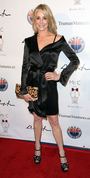 Taylor Armstrong Photos: Domingo Zapata's Oscar Art Show Presented By Mr. C Beverly Hills