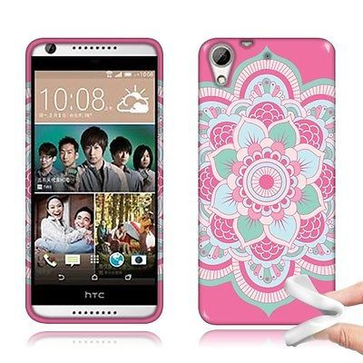 For HTC Desire 626 626S TPU Silicone Rubber Gel Skin Cover Protector Phone Case