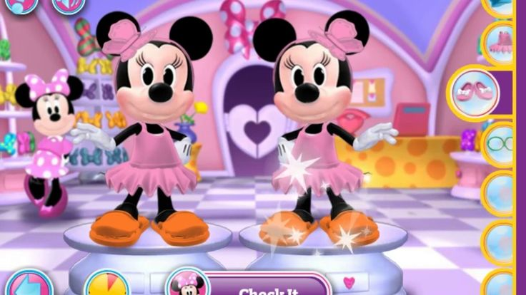 Mickey Mouse Clubhouse - Minnie's Bow-Dazzling Fashions - Video for Kids