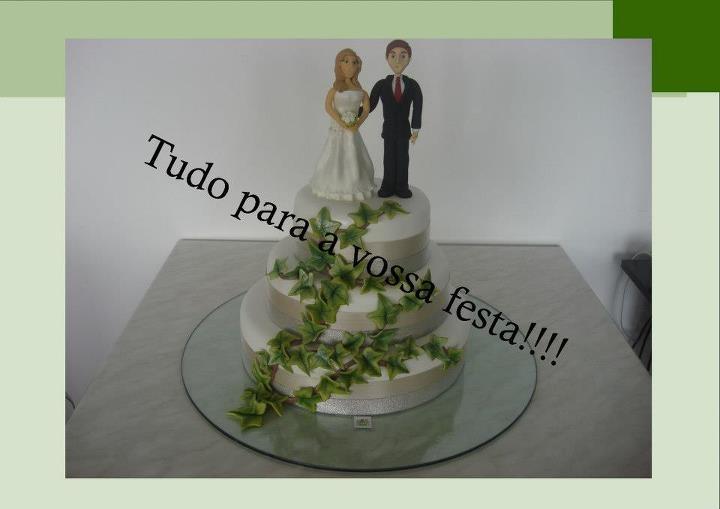 Adoro este bolo!